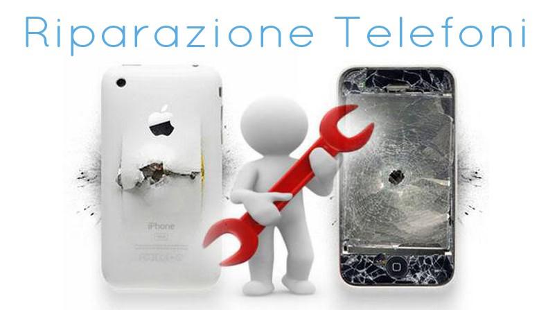 riparazione telefoni